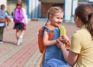 pierwszy dzień w przedszkolu